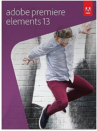 Adobe Premiere Elements 13 [Mac Download]
