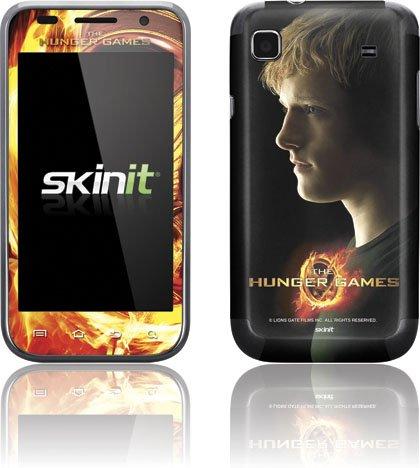 Skinit The Hunger Games -Peeta Mellark Vinyl Skin for Samsung Galaxy S 4G (2011) T-Mobile