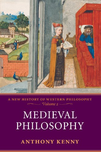 Anthony Kenny - Medieval Philosophy (A New History of Western Philosophy, Vol. 2)