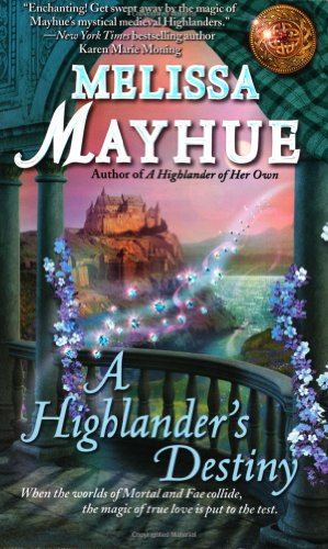 Image of A Highlander's Destiny (Daughters of the Glen, Book 5)