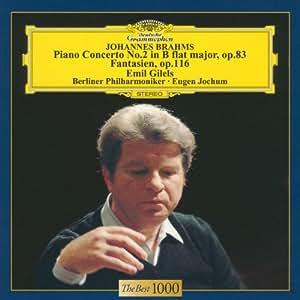 ブラームス:ピアノ協奏曲第2番                                                                                                                                                                                                                                                                Limited Edition                                                                                                                                     曲目リスト