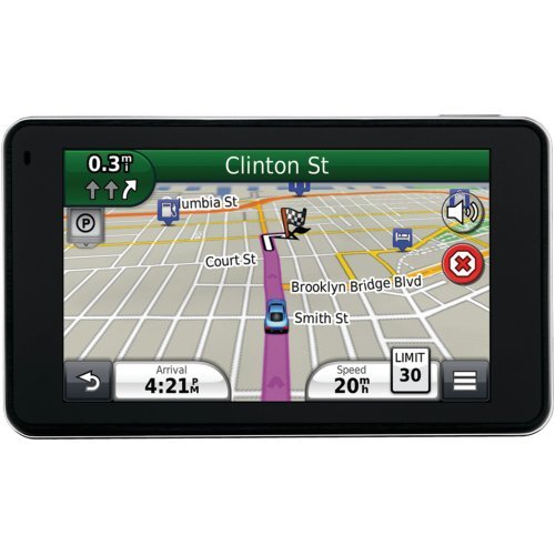 Garmin Garage: Best Buy → Garmin Nuvi 3450LM GPS Navigator For Sale 2013