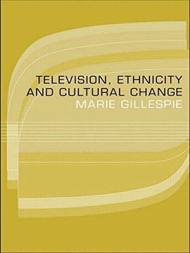 Television, Ethnicity and Cultural Change (Comedia)