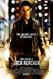 JACK REACHER - TOM CRUISE - US MOVIE FILM WALL POSTER - 30CM X 43CM