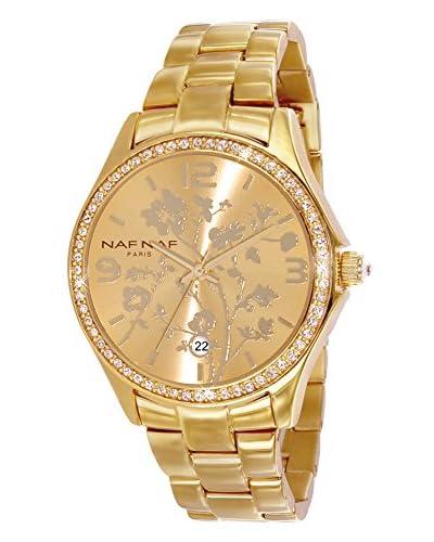 Naf Naf Reloj de cuarzo N10024G-102 36 mm