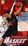 Kuroko's Basket, Tome 8 :