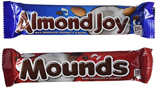 almond-joy-and-mounds-24-bar-variety-pack-2-pound-83-ounce