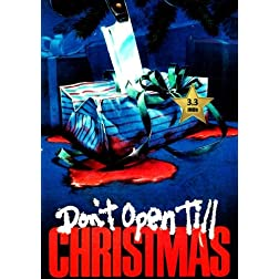 Don't Open Till Christmas [VHS Retro Style] 1984