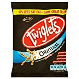 Jacob's Twiglets Original 45g Pub Card (Pack of 12)