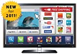 LG Infinia 47LV5500 47-Inch 1080p 120 Hz LED HDTV with Smart TV
