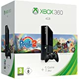 Xbox 360 - 4 GB inkl. Peggle 2 (DLC)