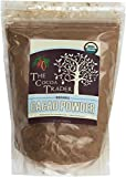 The Cocoa Trader Cacao Powder (1 Lb) Bulk - 100% Pure, Raw, All Natural, Non-Alkalized and Unsweetened - Highest Quality From Latin America - A Great Addition to Your Cocoa Butter, Beans, or Nibs