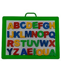 Aaryan Enterprise Magnetic Multipurpose Abcd Writing Board