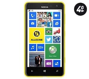 NOKIA Lumia 625 - jaune - smartphone