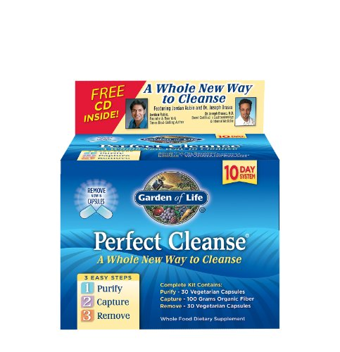 Garden Of Life Perfect Cleanse Kit Shopswell
