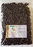 Club Vits - Cod Liver Oil 500mg & Glucosamine 100mg - 365 Capsules - Grip Seal Bag