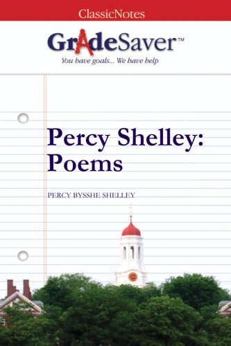 Percy Shelley: Poems Study Guide | GradeSaver