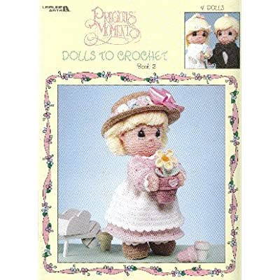 Precious Moments Dolls to Crochet Book 2 (Leisure Arts