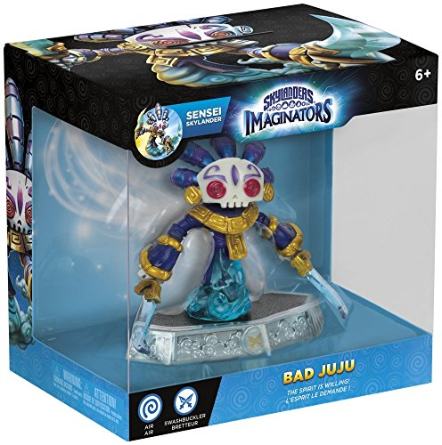 PlayStation 4: Skylanders Imaginators Personaggi Sensei: Bad Juju Figurina