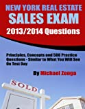 New York Real Estate Sales Exam - 2013/2014 Questions