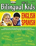 img - for Bilingual Kids: English-Spanish Vol. 1, Reproducible Resource Book (Spanish Edition) book / textbook / text book