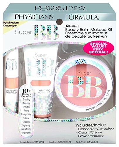 Physicians Formula - Super BB Beauty Balm Powder - Cipria Compatta 7837E Media/Scura