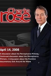 Charlie Rose - Sen. Bob Casey / Joe Klein & Dick Polman / T.R. Reid (April 14, 2008)