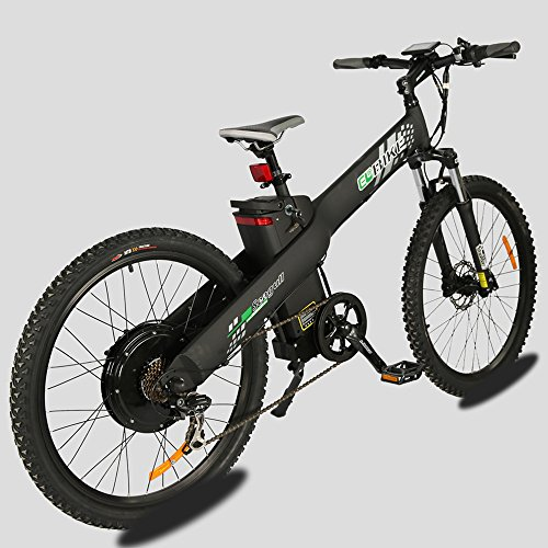 E-go-Electric-E-Bike-Hydraulic-Brake-1000w-48v13ah-Black-Pedal-Assist-Moped