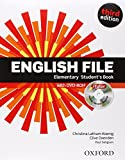 English File third edition: Elementary: Student's Book with iTutor