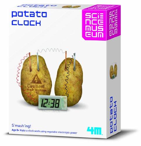 Great Gizmos 4365SM - Green Science, juego de experimento con patatas