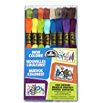 DMC Embroidery Floss Pack 8.7 Yards 1...