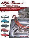 Alfa Romeo All-Alloy Twin CAM Companion, 1954-1994: Four-Cylinder History, Care, and Restoration: Giulietta, Giulia, and Alfetta Families