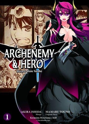 Archenemy & Hero, Band 1