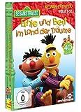 Sesamstraße - Ernie und Bert im Land der Träume, Komplettbox, Folge 1-52 [4 DVDs]