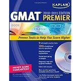 Kaplan GMAT 2010-2011 Premier with CD-ROM (Kaplan GMAT Premier Program (w/CD)) ~ Kaplan