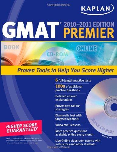 gmat essays book