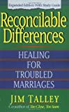img - for Reconcilable Differences: with Study Guide book / textbook / text book