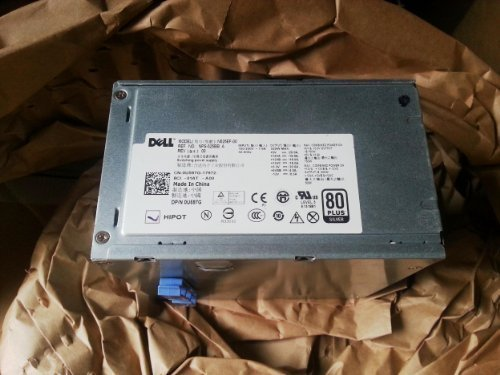 Dell 0G05V 00G05V D525E001L H525EF-00 Bloc d'alimentation pour ordinateur Dell Precision T5500/T3500 525 W