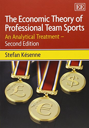 peculier economics of professional sports Walter c neale's (1964) exposition of 'the peculiar economics of sports' helped to focus attention upon two important and closely related themes in the economic analysis of professional team sports.
