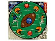 Sport Darts – Football Dart Board Game – With Easy-Stick Velcro Balls