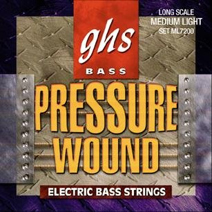 GHS L7200 Pressurewound Standard Long Scale Electric