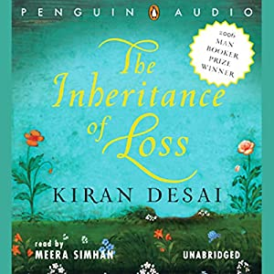 The Inheritance of Loss Audiobook