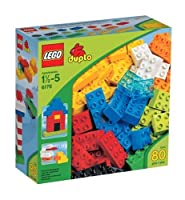 LEGO Duplo Basic Bricks (80 Pcs.) by LEGO