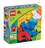 LEGO Duplo Basic Bricks (80 Pcs.)
