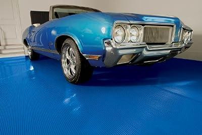 BLT G-Floor Ribbed Garage Floor Mat 55 Mil G-Floor Garage Floor Covering