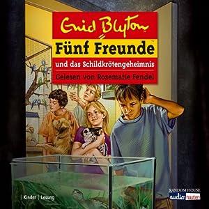Fünf Freunde und das Schildkrötengeheimnis (Fünf Freunde 55) Hörbuch