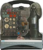 Rotary Tool Kit And 172 Piece Accessories Set Including 130w