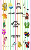 April's Busman Holiday (Maxwell Mysteries Book 1) (English Edition)