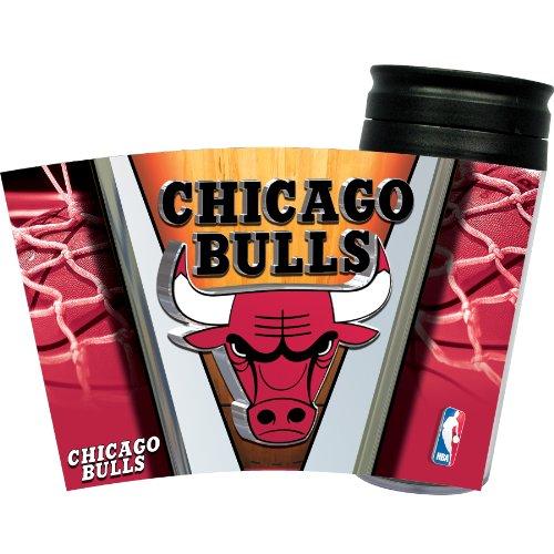 Nba Chicago Bulls Insulated Travel Tumbler