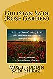 img - for Gulistan Saadi (The Rose Garden Saadi) book / textbook / text book